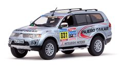MITSUBISHI PAJERO SPORT, 2010 Dakar Rally