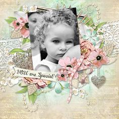 Free Digital Scrapbooking, Design Layouts, Family Genealogy, Romantic, Shop, Collection, Products, Art, Art Background