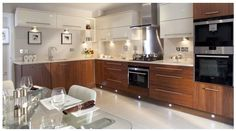 Another gorgeous kitchen. Very modern