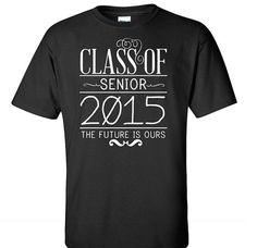class of 2015 shirt 2015 personalized class t shirt graduate tee shirt graduation - High School T Shirt Design Ideas