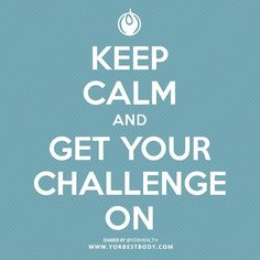 Keep Calm and #fitness