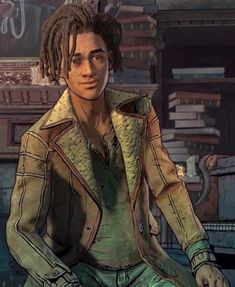 12 Best Clementine x Louis x Violet TWD images in 2019 | The