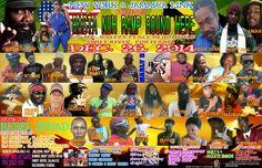Proper King live on 26 Dec 2014 in Swiftriver - Rasta nuh ramp round here