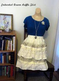 Romantic skirt