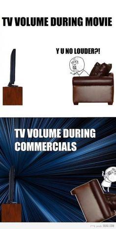 Y U NO Guy - TV volume