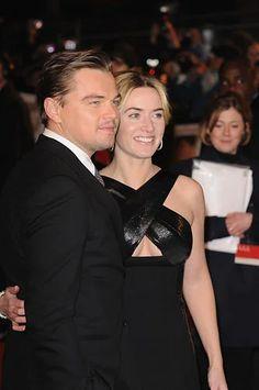 Cute or Creepy: Leonardo DiCaprio Gives Kate Winslet a
