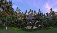 Bali INdonesia luxury villa.
