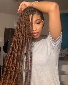 Dope Hairstyles, Black Girls Hairstyles, Braided Hairstyles, Hairstyle Ideas, Jumbo Braiding Hair, Braids For Short Hair, Curly Hair Styles, Natural Hair Styles, Crotchet Braids