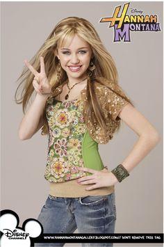Miley Cyrus - Hannah Montana Season One Promos . Hannah Montana Outfits, Hannah Montana Forever, Miley Cyrus, Disney Channel, Pop Star Costumes, Cosplay Costumes, Miley Stewart, Billy Ray Cyrus, Female Singers