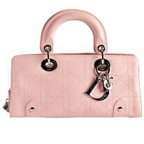Pink Lady Dior Satchel  #Dior #handbags
