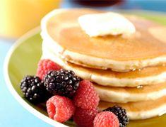 Ontbijt pannenkoekjes met stevia - Pure Via