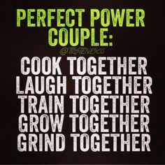 The perfect power couple                                                                                                                                                                                 Más