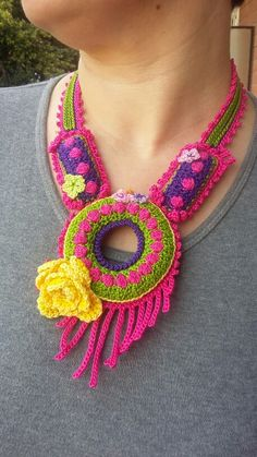 By Crochetdoll style! J'adore ...