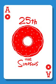 the Simpsons card family by Charles A.P. Surabaya, Indonesia on Behance | Cartooning | Illustration | Design | Graphic | Card | Cartoon | Comic | The Simpsons | Donuts |