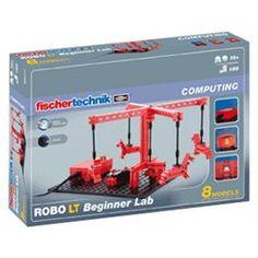 Fischertechnik ROBO LT Beginner Lab - RobotShop