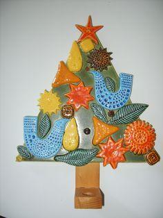 Arklow Studio Pottery - John ffrench - Tree of Peace