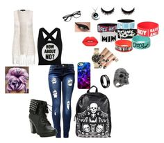 """""""Idk"""" by caitlin887 ❤ liked on Polyvore"""
