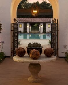 Ojai Valley Inn & Spa    ( Ojai, California )  This 220-acre, Spanish colonial-style Ojai Valley Inn is less than two hours from L.A.  #Jetsetter   #JSSpa