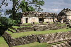 north-group maya ruins palenque
