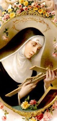 God, through the prayers of St. Rita, may we learn to bear our crosses in life in the same spirit in which she bore hers. Amen.