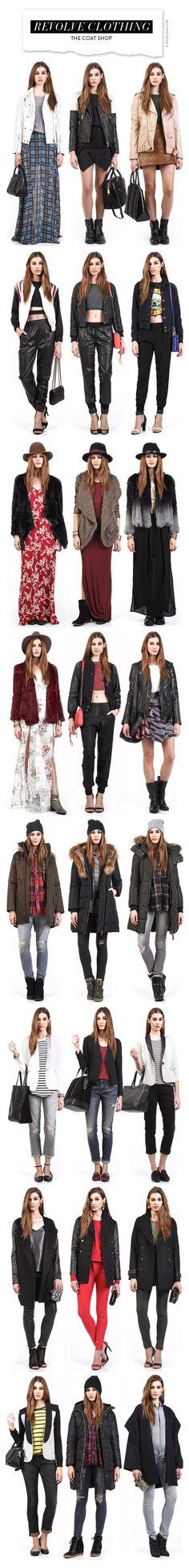 Revolve Clothing – The Coat Shop