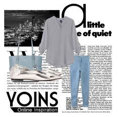 """Yoins"" by dinka1-749 ❤ liked on Polyvore featuring MICHAEL Michael Kors, MustHave, fall2015 and yoins"