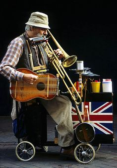 One man band - Google Search