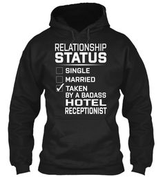 Hotel Receptionist - Relationship Status