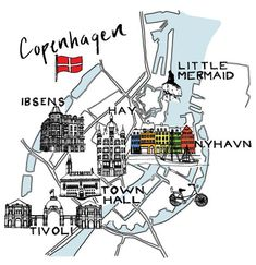 Copenhagen Insiders (and what to wear when you're there) - The Frugality Blog