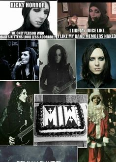 Ricky horror of motionless in white