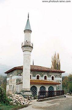 :::: PINTEREST.COM christiancross :::: Masjid in Ukraine