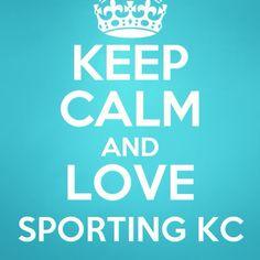 Always love Sporting KC