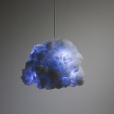 Cloud Lamp & Bluetoo
