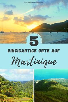Read here about my ultimate top 5 excursions on the island of Martinique after spending 6 incredible weeks exploring this island in the Caribbean. Adventures Abroad, Journey Quotes, Caribbean Sea, White Sand Beach, Travel Around The World, Travel Photos, Travel Tips, Beautiful Beaches, Night Life