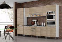 O armário certo para sua cozinha