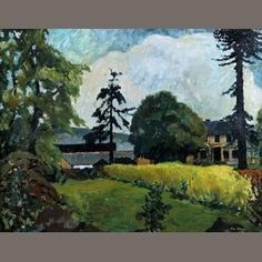 John Elwyn, Llanishen House Cardiff