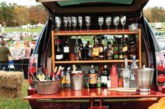 Bar + tailgate