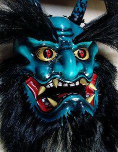 Japanese Kabuki Masks | Japanese Masks | Goods From Japan | Japan Shop
