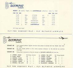 Ολυμπιακή αεροπορία Comet 4B