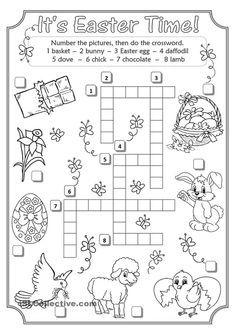 Easter Crossword