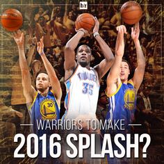"""Klay Thompson's father Mychal says the Warriors will """"go hard after Kevin Durant"""" in 2016 http://ble.ac/1JGI1ad"""