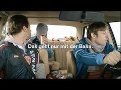 DB Werbung Advertising, Ads, Lovers, Music, Youtube, Musica, Musik, Muziek, Music Activities