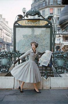 Dior, 1950s