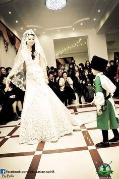 AДЫГЭ Circassian Adiga Çerkes - wedding