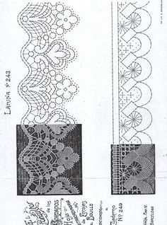renda de bilros / bobbin lace patterns Diy And Crafts, Arts And Crafts, Bobbin Lace Patterns, Lacemaking, Picasa Web Albums, Needle Lace, Embroidery Dress, Some Ideas, Lace Knitting