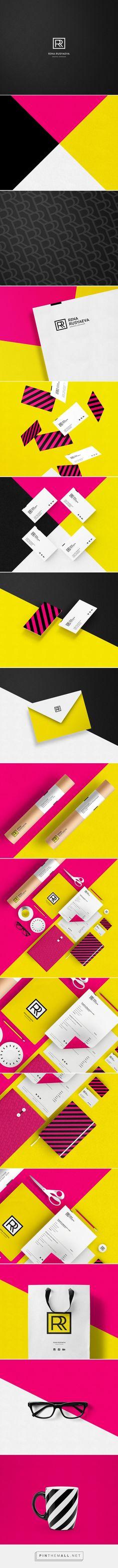 identity for designer on Behance | Fivestar Branding – Design and Branding Agency & Inspiration Gallery