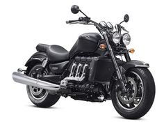 Triumph has just announced two new versions of the 2013 Rocket III, the touring and roadster version. A look at photographs, specifications and price. Triumph Rocket, Motorcycle News, Cruiser Motorcycle, Beginner Motorcycle, Motorcycle Engine, Cool Motorcycles, Triumph Motorcycles, Guy Martin, Bike Prices