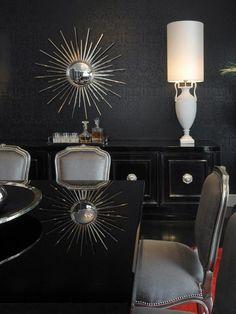 Eclectic | Dining Rooms | David Bromstad : Designer Portfolio : HGTV - Home & Garden Television