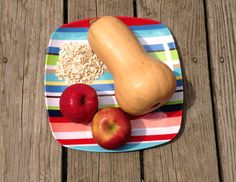 Butternut Squash, Apples and Oatmeal recipe
