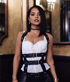 Becky G MAYORES